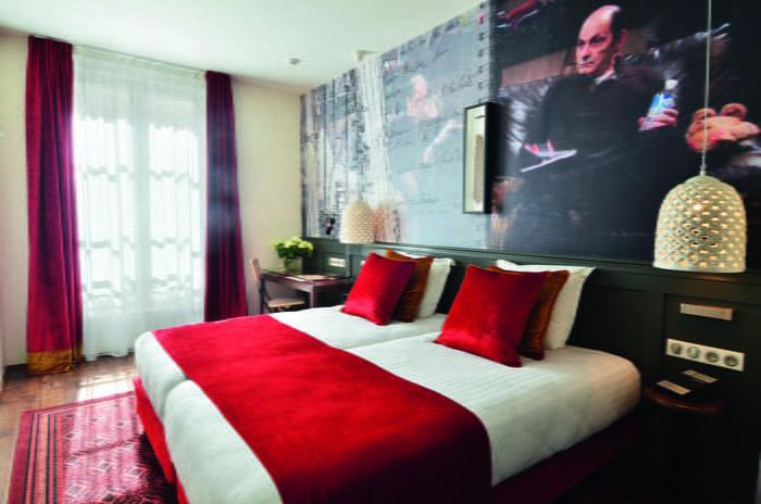 HOTEL 123 SEBASTOPOL CHAMBRE