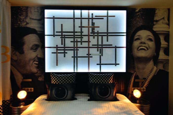 HOTEL 123 SEBASTOPOL CHAMBRE LELOUCH