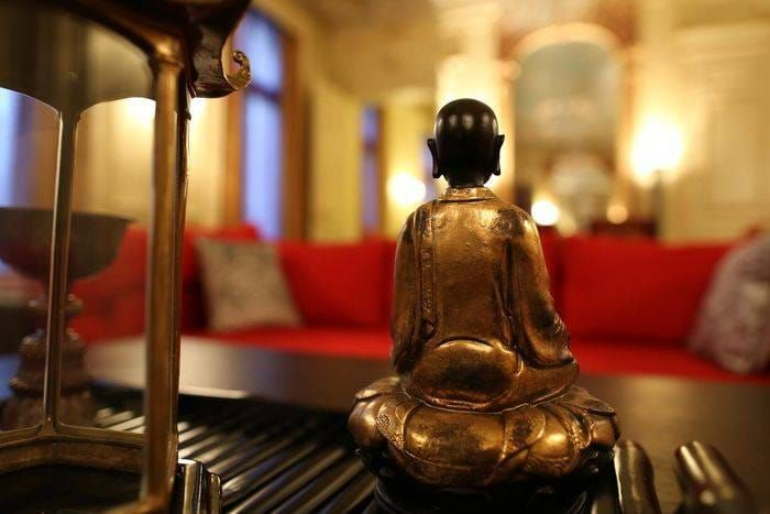 The Art of Welcoming at Buddha-Bar