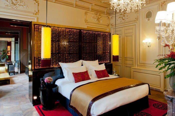 Buddha-Bar Hotel suite