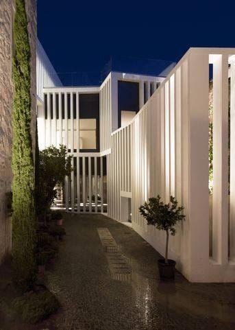 Relais & Châteaux and Architecture