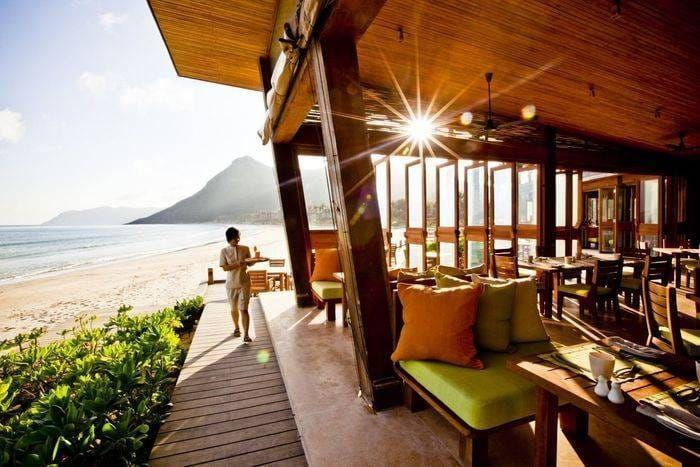Six Senses Con Dao - By the Beach restaurant
