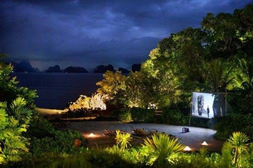Six Senses Yao Noi - Cinema Paradiso by the beach