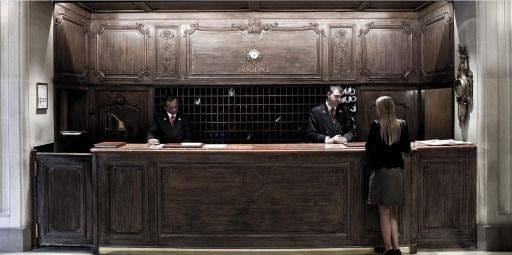 Conciergerie - lobby