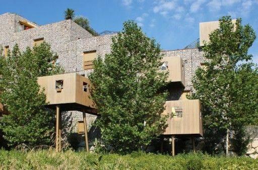 hotel qui pousse Montpellier