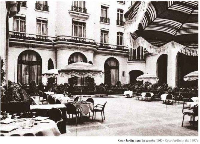 100 years of history at Plaza Athénée