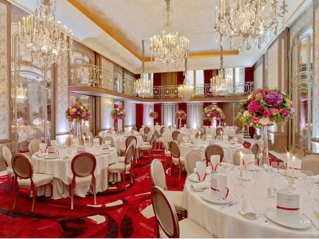The Art of Coming Together at the Plaza Athénée