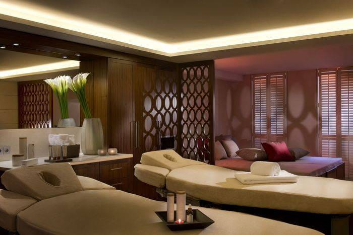 Spas and Luxury Hotels