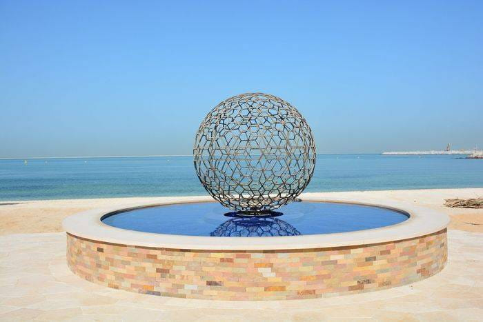 Preview for the Opening of the Four Seasons Dubai