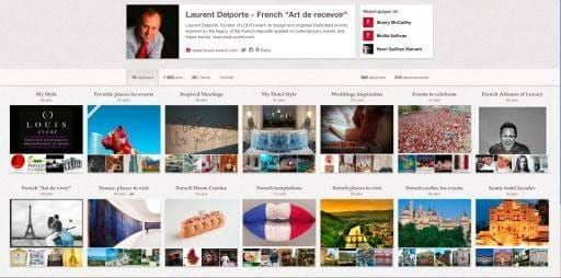 Discover my Pinterest page dedicated to the french art of living