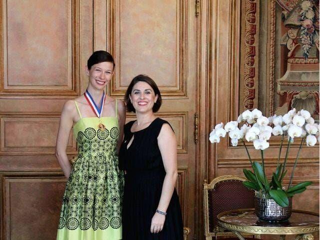 Meilleur Ouvrier de France – Receptionist