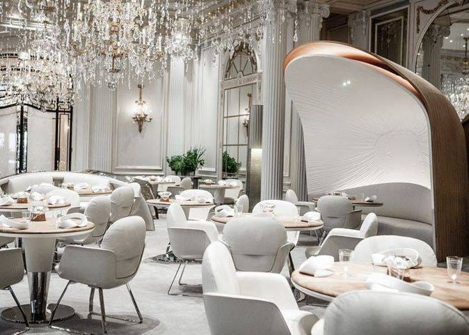 What does French luxury mean for high-end hotels?