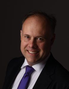 Laurent Delporte, expert de l'hôtellerie de luxe