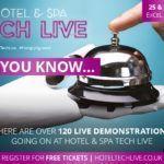 Hotel & Spa Tech Live in London