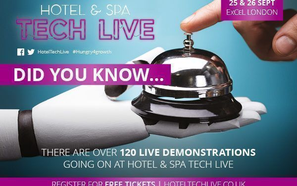 Hotel & Spa Tech Live in London