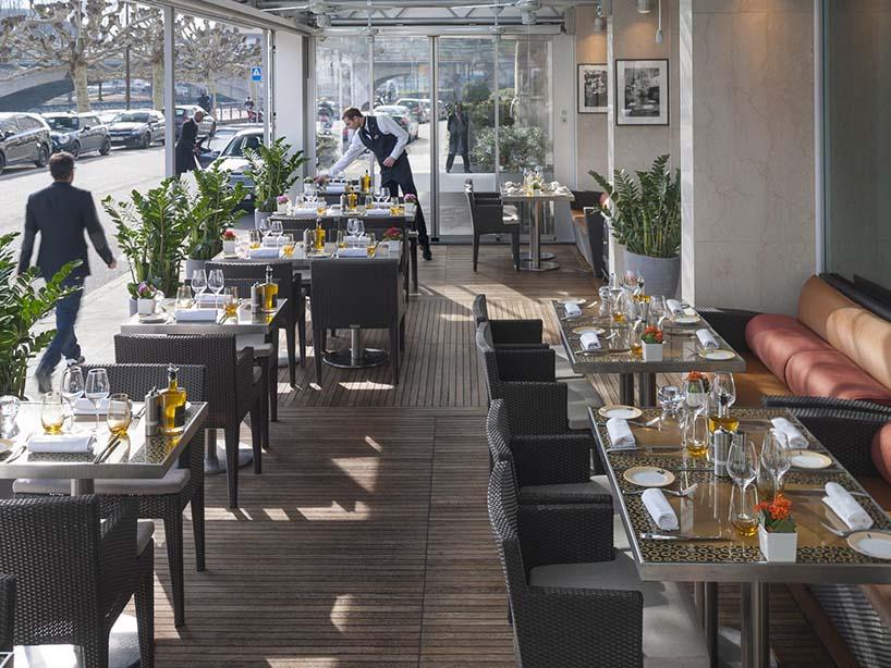 Mandarin Oriental - Genève - Restaurant