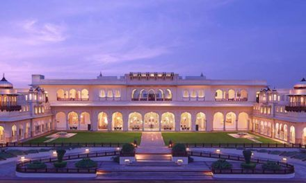 Palaces according to TAJ Hotels