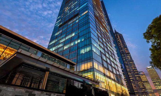 The Four Seasons Shanghai Hotel
