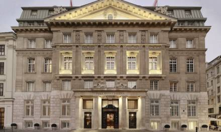 The Park Hyatt Vienna